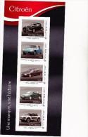 Collector 2014 - Citroën - Une Marque, Une Histoire 5 Timbres à Validité Permanente France - N°2 - Collectors