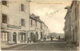 19/ CPA A - Ayen - La Grande Rue - France