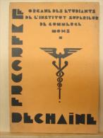 AF. Lot. 107. Mons. Le Mercure Déchainé. Décembre 1937. - Libri, Riviste, Fumetti