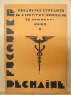 AF. Lot. 108. Mons. Le Mercure Déchainé. Janvier 1937. - Books, Magazines, Comics