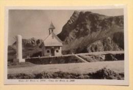 Passo Del Giovo E Cima Del Giovo Viaggiata 1933 - Bolzano (Bozen)