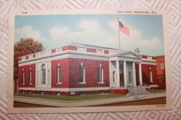 BB - USA - WISCONSIN - RHINELANDER - POST OFFICE - Etats-Unis