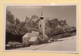 Colfosco Gruppo Sella Boe' Viaggiata 1937 - Bolzano (Bozen)
