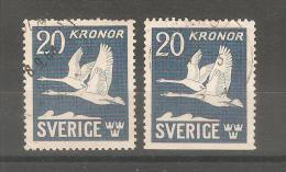 Serie Nº A-7/7A Suecia