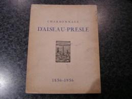 CHARBONNAGE D' AISEAU PRESLES à FARCIENNES Régionalisme Charbon Mine Roselies Tergnée Godinne Mariencourt Châtelineau - Belgique