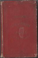 Guide De L´Etranger Dans Paris  Et Ses Environs/ GRAND HÔTEL/Paris /1874       PGC75 - Dépliants Touristiques