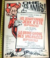 CIRQUE SPIROU SAINT JEAN LE THOMAS LUNAIRE JACUT DE LA MER DINARD ERQUY PLAGE  BINIC ETAPLES QUAY PORTRIEUX - Old Paper