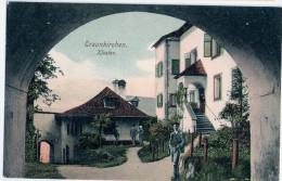 TRAUNKIRCHEN Kloster Belebt Color TOP-Erhaltung Ungelaufen Verlag Brandt Gmunden - Gmunden