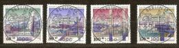 Allemagne Deutschland Bund Germany 1993 Yvertn° 1482-85 (°) Oblitéré Used Cote 12,00 Euro Sport - [7] République Fédérale