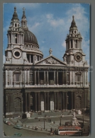 T7447 LONDON ST. PAUL CATHEDRAL VG (m) - St. Paul's Cathedral