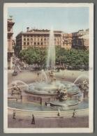 T7540 ROMA LE GRAND HOTEL PIAZZA ESEDRA CON LA FONTANA DEL RUTELLI VG (m) - Places & Squares
