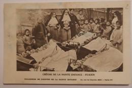 CPA Creche De La Sainte Enfance Fo-Kien Collection De L'oeuvre De La Sainte Enfance - LC01 - Chine