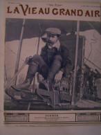 @ COURSES HIPPIQUES  AVIATION  LA VIE AU GRAND AIR N°569 DU 14/08/1909  AVIATEUR SOMMER - Journaux - Quotidiens