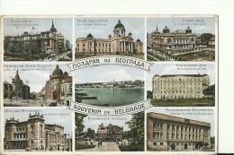 BGD111  --  BEOGRAD  --  SOUVENIR DE BELGRAD  --  1929 - Serbia