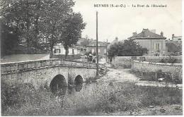 BEYNES - Le Pont De L'Etendard - Beynes