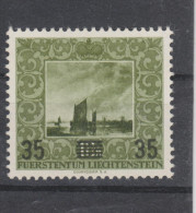 Yvert 288 * Neuf Charnière - Liechtenstein