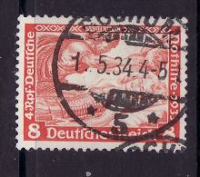 GERMANY THIRD REICH  1933  MICHEL NO: 503B  USED - Usados