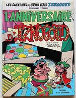 BD IZNOGOUD - 19 - L'anniversaire D'Iznogoud - EO 1987 - Iznogoud