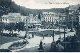 SPA Les Jardins Et Le Casino - Spa