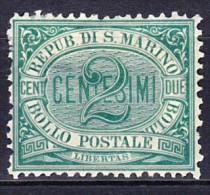 SAINT MARIN YT N° 1 Obl. - Saint-Marin