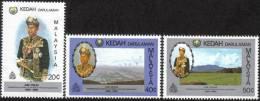 KE19 1983 Sultan Abdul Halim Mu´Adzam Malaysia Stamp MNH - Maleisië (1964-...)