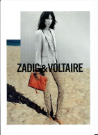 Mode Féminine : Marque Zadig Et Voltaire , Collection Printemps été 2013 , - Fashion