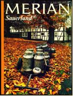 Merian Illustrierte Sauerland , Bilder Von 1977  -  Sauerländische Urbanität  -  Die Stille Reserve Von Ramsbeck - Travel & Entertainment