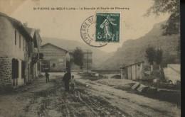 Saint Pierre De Boeuf La Bascule Et Route De Chavanay - Unclassified