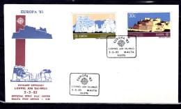 "MALTE 1983 FDC "" EUROPA 1983 "" En Parfait état. - Malta"