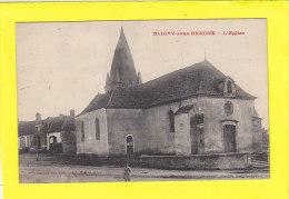CPA -  BLIGNY Sous BEAUNE -  L'église - Frankrijk