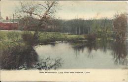Near Miantonomis Leap River Near Norwich, Conn. - Etats-Unis