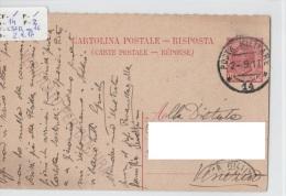 Regno Italia Posta Militare PM 14 2.9.17 - Poste Militaire (PM)
