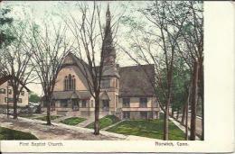First Baptist Church, Norwich, Conn. - Etats-Unis