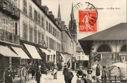 QUIMPER - La Rue Astor - Quimper