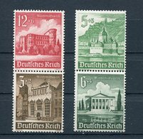 Deutsches Reich - Zusammendrück S258 */** -  S266 **/* - Se-Tenant