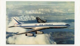 CP , TRANSPORTS , AVION , Boeing 707 Intercontinental - Avions