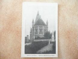 BASLY - Eglise Et Monument Aux Morts - (Rare !) - France