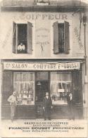 TARBES TOP  grand salon de Coiffure Fran�ois DOUSSY - magasin - coiffeur neuve/unused excellent �tat