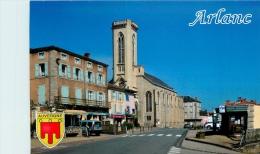 CPSM Arlanc   L1796 - France
