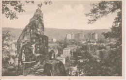 AK Karlsbad - Hirschensprung (9745) - Sudeten