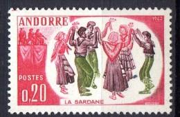 Andorre N° 166 Neuf XX  Cote Y&T  5,50  €uro  Au Tiers De Cote