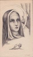 Doodsprentje (6371)  Wontergem - Kruishoutem - VANSTEENKISTE / ESPEELS 1874 - 1945 - Images Religieuses