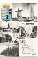 STEENVOORDE - CPSM   Multi Vues - Steenvoorde
