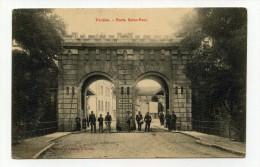 CP , 55 , VERDUN , Porte Saint-Paul - Verdun