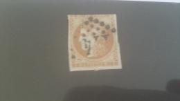 LOT 231272 TIMBRE DE FRANCE OBLITERE N�43B VALEUR 100 EUROS