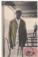 CONGO BELGE 1909 BOMA VERS MONT SAINT -GUIBERT - Congo Belge - Autres