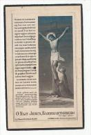 Jerome Joseph BRUTSAERT Poperinghe 1875 Priester Brugge Oostende Pastoor Oorlog Rousbrugge T' Sas Molendorp Watou 1928 - Images Religieuses