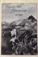 Saluti Da Brunico Viaggiata - Bolzano (Bozen)