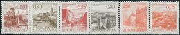 YG0303 Yugoslavia 1980 Scenery 6v MNH - 1945-1992 Socialist Federal Republic Of Yugoslavia