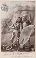 8 Septembre 1429 - JEANNE D´ARC EST BLESSEE EN VOULANT DELIVRER PARIS - Historia